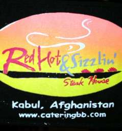 red hot sizzlin kabul