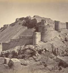 Bala Hissar & City Walls