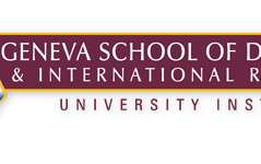 Geneva School of Diplomacy and International Relations