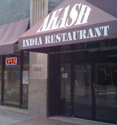 Restaurants in cincinnati akash india restaurant for Akash indian cuisine