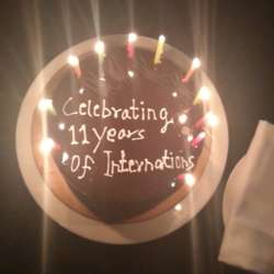Happy birthday Internations!!!