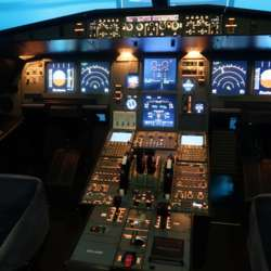 Let us fly by Airbus A320 flight simulator! (Vol 3) - Tokyo Science