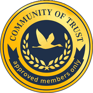 Community of trust - approved members only